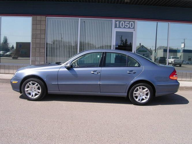 2004 mercedes benz e class e 320 4 matic sedan for sale in for 2004 mercedes benz e class e320