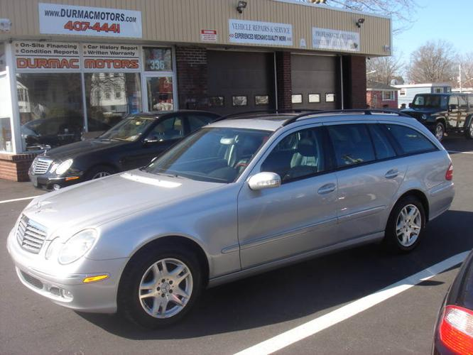 2004 mercedes benz e320 4matic wagon rare low kms for sale in dartmouth nova scotia all. Black Bedroom Furniture Sets. Home Design Ideas