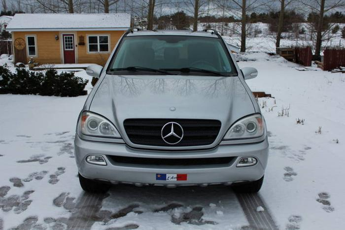 2004 mercedes benz m class ml 350 awd suv for sale in for Mercedes benz suv 2004