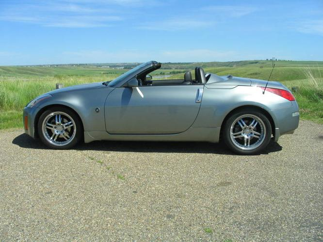 2004 Nissan 350z Enthusiast Roadster Convertible For Sale In Dunmore