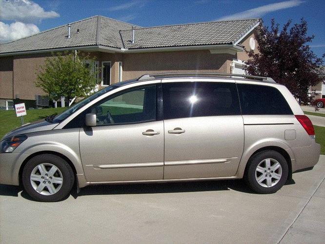 2004 Nissan Quest SL Minivan