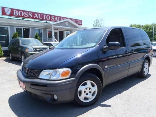 2004 Pontiac Montana SE - $3998