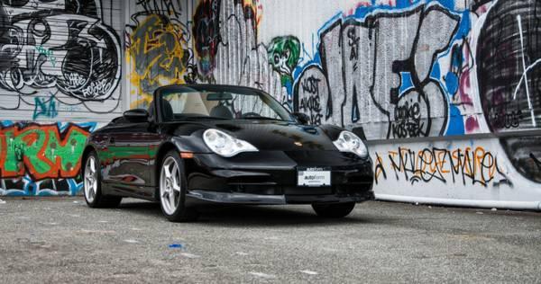 2004 Porsche 911 Carrera Convertible - $41900