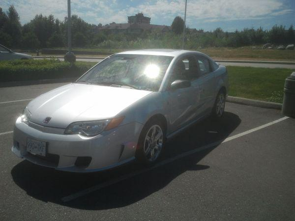 2004 saturn ion redline 7000 for sale in surrey british columbia all cars in. Black Bedroom Furniture Sets. Home Design Ideas
