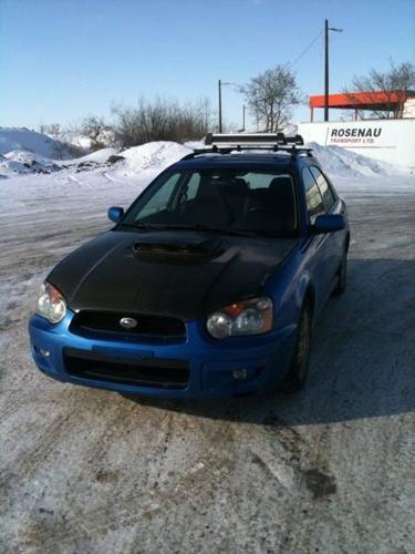 2004 Subaru WRX Wagon - runs lika a dream