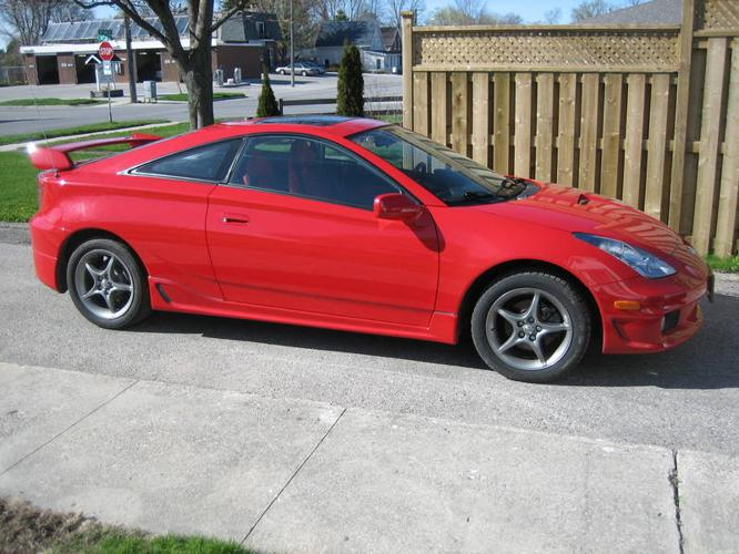 2004 Toyota Celica GT-S Tsunami Coupe for sale in Owen Sound