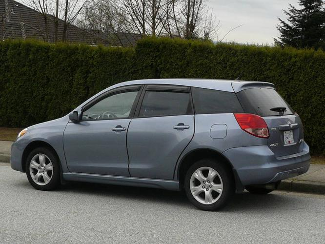 2004 Toyota Matrix 4WD XR Hatchback for sale in Coquitlam, British Columbia | All cars in Canada.com
