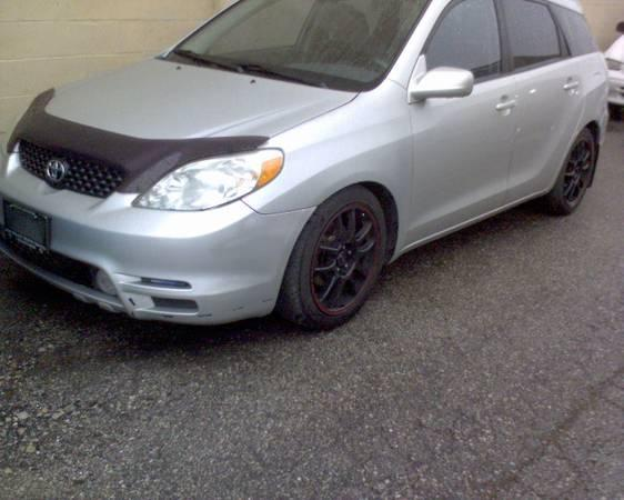2004 Toyota Matrix XR-S - $4500