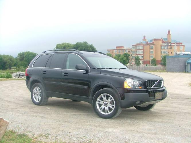 2004 Volvo Xc90 Suv For Sale In London Ontario All Cars