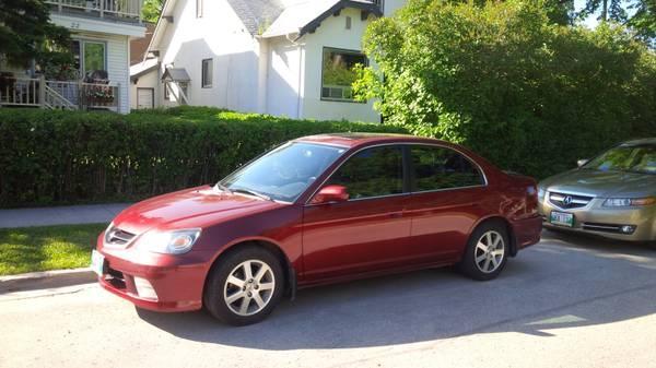 2005 Acura EL for sale - $7600