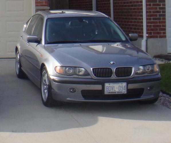 Bmwfort Package 3 Series: 2005 BMW 3-Series M-Performance Package Sedan For Sale In