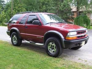 2005 chevrolet blazer zr2 for 7 900 for sale in barrie ontario all cars in. Black Bedroom Furniture Sets. Home Design Ideas