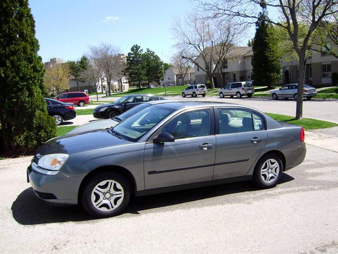 2005 chevrolet malibu sedan for sale in london ontario. Black Bedroom Furniture Sets. Home Design Ideas