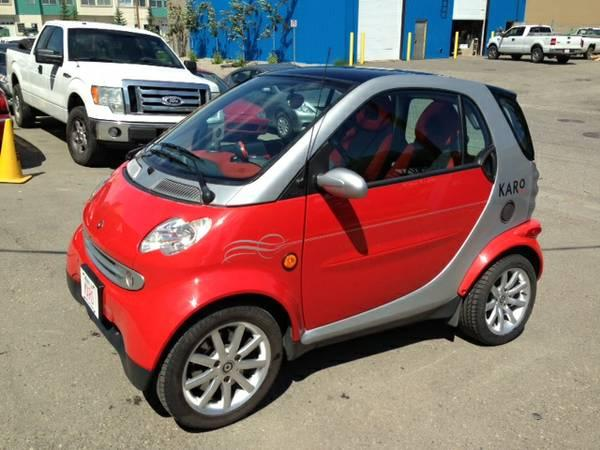 2005 Diesel Smart Car - $6705