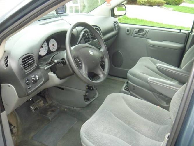 2005 DODGE CARAVAN QUAD SEAT SAFETY & E-TESTED / HAMILTON