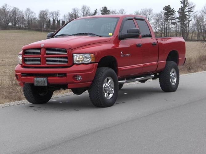 2005 dodge ram 2500 cummins diesel slt sport 4x4 truck mint for sale in moonstone ontario. Black Bedroom Furniture Sets. Home Design Ideas