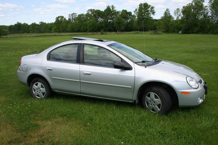 2005 Dodge SX 2.0 Sedan
