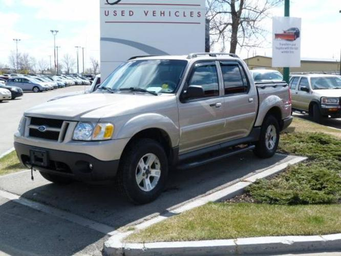 2005 ford explorer sport trac for sale in saskatoon saskatchewan. Cars Review. Best American Auto & Cars Review