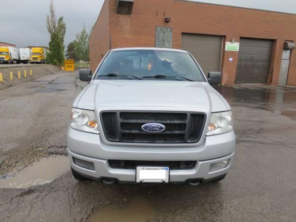 2005 Ford F-150 FX4 - $12000