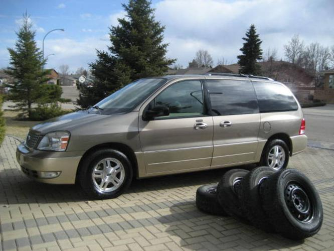 2005 Ford Freestar Limited Minivan For Sale In Moose Jaw