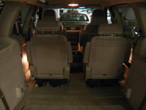 2005 Freestar mini-van - $59000