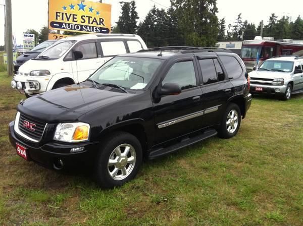 2005 GMC ENVOY SLT ONLY 119,538Kms - $9900