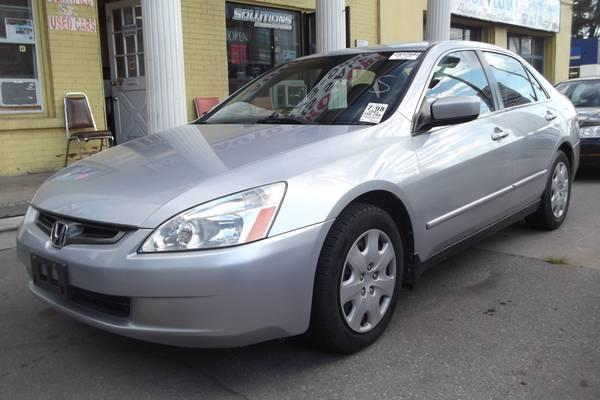 2005 HONDA ACCORD,LEATHER/S.ROOF/ALLOY/4CYLENDER/MINT CONDITION - $6999