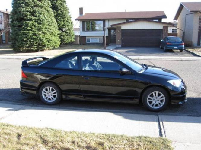 2005 honda civic reverb coupe for sale in ajax ontario all cars in. Black Bedroom Furniture Sets. Home Design Ideas