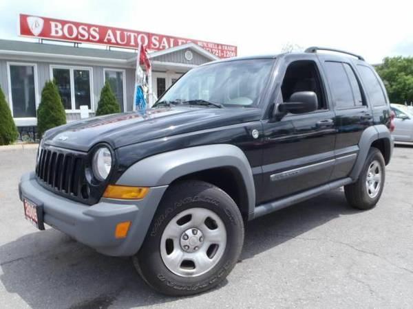 2005 Jeep Liberty - $6998