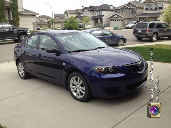 *** 2005 Mazda3 Sedan *** - $6100