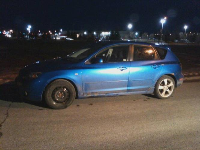 2005 Mazda Mazda3 alloy wheels Hatchback