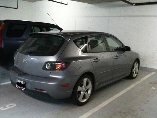 2005 mazda mazda3 sport gt hatchback for sale in vancouver. Black Bedroom Furniture Sets. Home Design Ideas