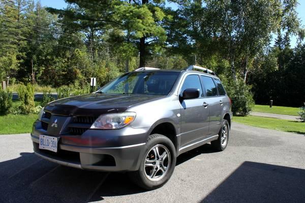 2005 Mitsubishi Outlander - $4750