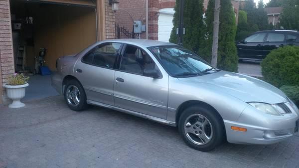 2005 Pontiac Sunfire - $4200