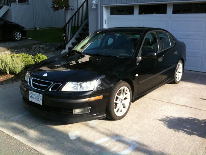 2005 saab 9 3 aero sedan for sale in chilliwack british columbia all cars in. Black Bedroom Furniture Sets. Home Design Ideas