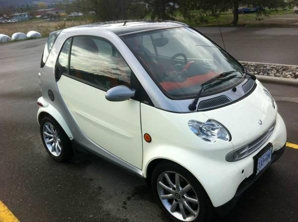 2005 Smart fortwo passion - $7000