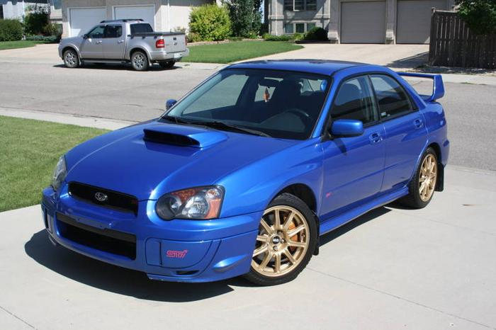 2005 subaru wrx sti for sale in saskatoon saskatchewan all cars in. Black Bedroom Furniture Sets. Home Design Ideas