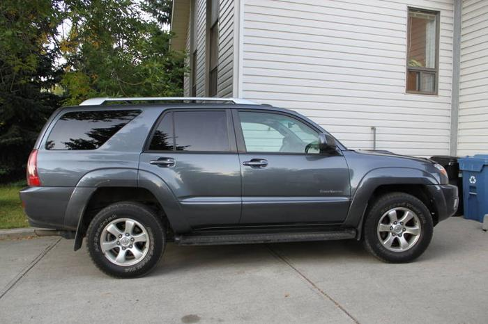 2005 toyota 4runner sr5 suv for sale in calgary alberta all cars in. Black Bedroom Furniture Sets. Home Design Ideas