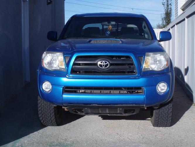 2005 Toyota Tacoma Trd Sport V6 Crew Sb 4.0/m6 4x4