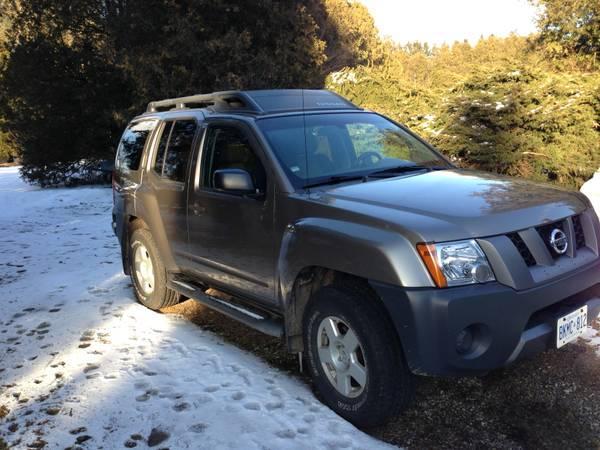 2005 Xterra SL 4x4 - $11200