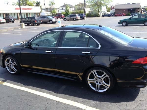 2006 Acura TSX A-Spec Edition - $13999