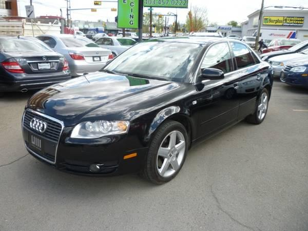 2006 Audi A4 3.2 QUATTRO/1 OWNER/AUTO/ALLOYS/250 HP! Sedan - $19995