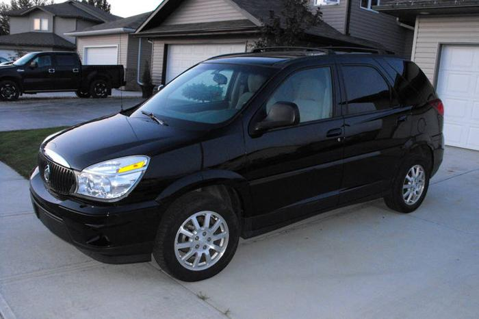 2006 buick rendezvous cx suv for sale in lloydminster. Black Bedroom Furniture Sets. Home Design Ideas