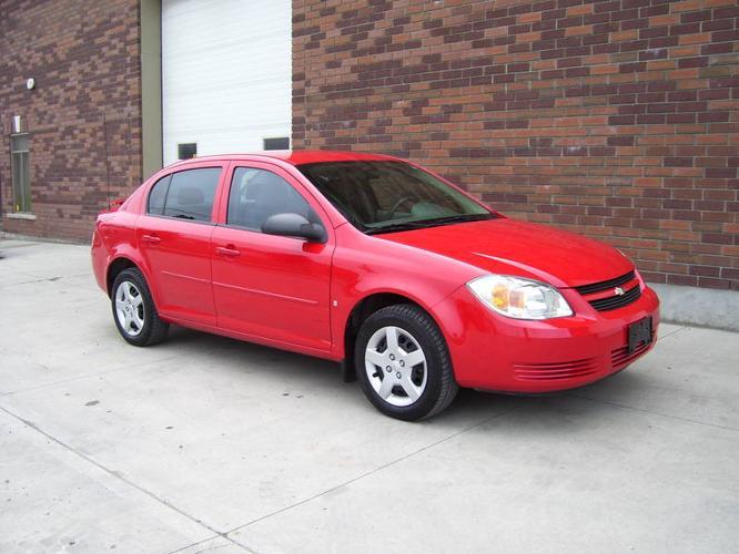 2006 Chevrolet Cobalt LS - 82000 km