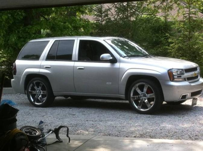 2006 chevrolet trailblazer ss need gone this week for sale in. Black Bedroom Furniture Sets. Home Design Ideas