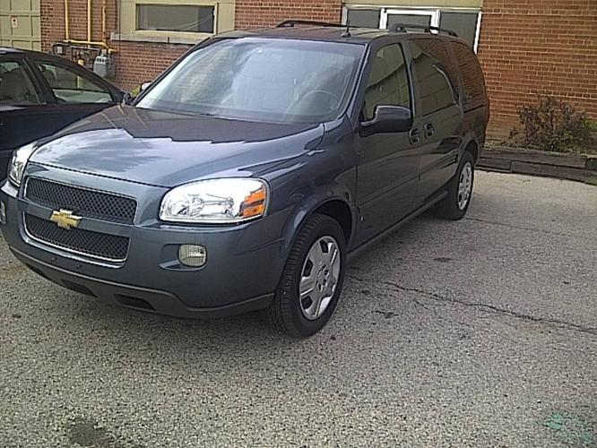 2006 chevrolet uplander minivan obo for sale in london. Black Bedroom Furniture Sets. Home Design Ideas