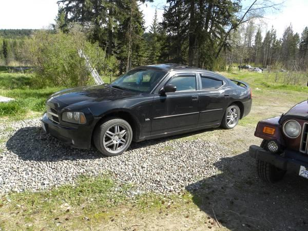 2006 dodge charger - $9500