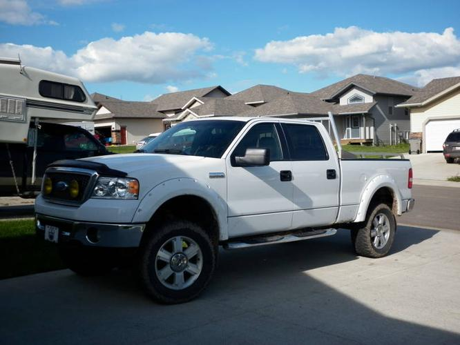 2006 ford f 150 lariat pickup truck for sale in grande prairie alberta all cars in. Black Bedroom Furniture Sets. Home Design Ideas