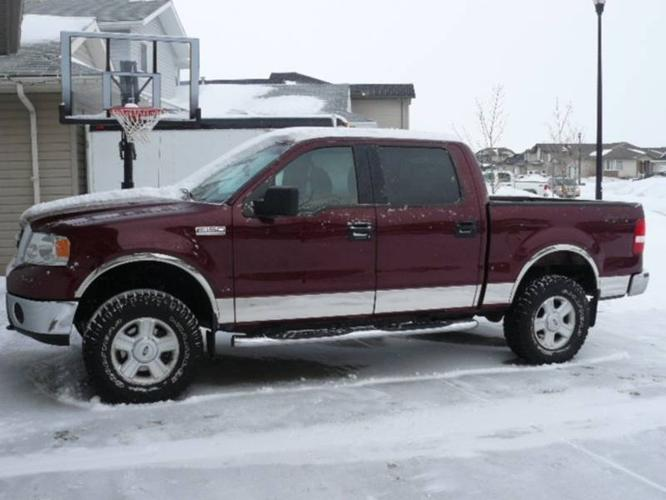 2006 ford f 150 xlt xtr package pickup truck for sale in grande prairie alberta all cars in. Black Bedroom Furniture Sets. Home Design Ideas