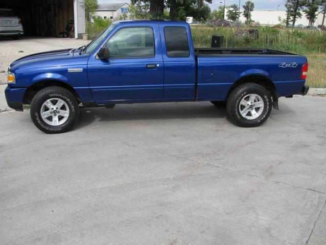 2006 ford ranger xlt 4x4 perfect for winter low price for. Black Bedroom Furniture Sets. Home Design Ideas